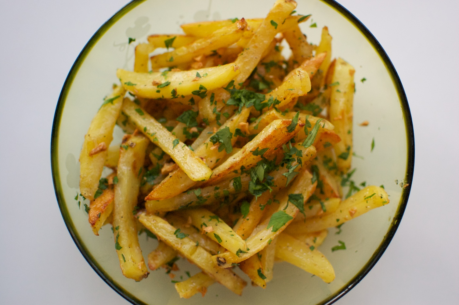 "Garlic ""Fries"" Recipes — Dishmaps"
