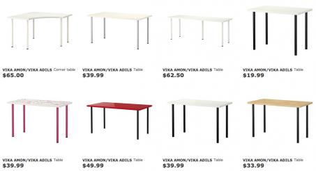 Ikea Vika Series